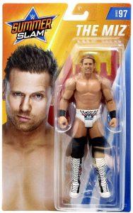 Figura de The Miz de Mattel 2 - Muñecos de The Miz - Figuras coleccionables de luchadores de WWE