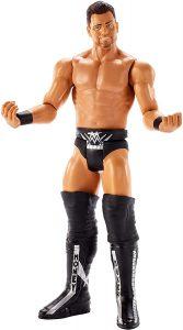 Figura de The Miz de Mattel 7 - Muñecos de The Miz - Figuras coleccionables de luchadores de WWE