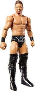 Figura de The Miz de Mattel 9 - Muñecos de The Miz - Figuras coleccionables de luchadores de WWE