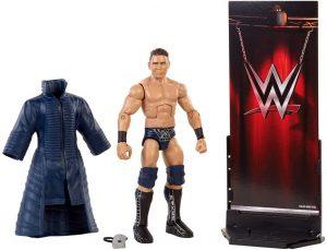 Figura de The Miz de Mattel - Muñecos de The Miz - Figuras coleccionables de luchadores de WWE