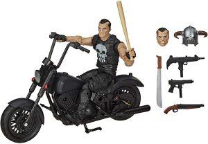 Figura de The Punisher de Hasbro - Figuras coleccionables de The Punisher - Muñecos de Punisher de Marvel