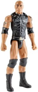 Figura de The Rock de Action - Muñecos de The Rock - Figuras coleccionables de luchadores de WWE