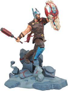 Figura de Thor de Diamond - Figuras coleccionables de Thor - Muñecos de Thor