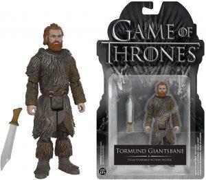 Figura de Tormund de Juego de Tronos de Collection - Muñecos de Juego de tronos de Tormund - Figuras coleccionables de Tormund de Game of Thrones