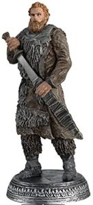 Figura de Tormund de Juego de Tronos de Eaglemoss - Muñecos de Juego de tronos de Tormund - Figuras coleccionables de Tormund de Game of Thrones