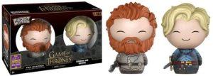 Figura de Tormund y Brienne de Juego de Tronos de Dorbz - Muñecos de Juego de tronos de Tormund - Figuras coleccionables de Tormund de Game of Thrones
