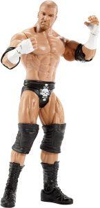Figura de Triple H de Mattel 4 - Muñecos de HHH - Figuras coleccionables de luchadores de WWE