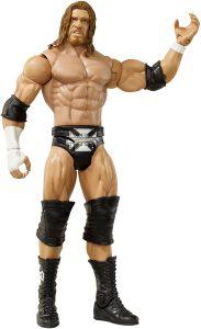 Figura de Triple H de Mattel 6 - Muñecos de HHH - Figuras coleccionables de luchadores de WWE