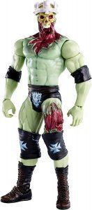 Figura de Triple H de Mattel Zombie - Muñecos de HHH - Figuras coleccionables de luchadores de WWE