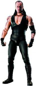 Figura de Undertaker de Bandai - Muñecos del Enterrador - Figuras coleccionables de luchadores de WWE