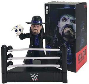 Figura de Undertaker de LootCrate - Muñecos del Enterrador - Figuras coleccionables de luchadores de WWE