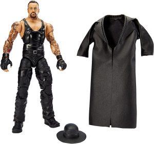 Figura de Undertaker de Mattel 2 - Muñecos del Enterrador - Figuras coleccionables de luchadores de WWE
