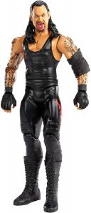 Figura de Undertaker de Mattel 3 - Muñecos del Enterrador - Figuras coleccionables de luchadores de WWE