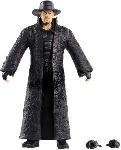 Figura de Undertaker de Mattel 4 - Muñecos del Enterrador - Figuras coleccionables de luchadores de WWE