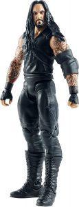Figura de Undertaker de Mattel 5 - Muñecos del Enterrador - Figuras coleccionables de luchadores de WWE