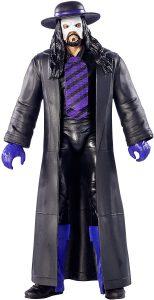 Figura de Undertaker de Mattel 6 - Muñecos del Enterrador - Figuras coleccionables de luchadores de WWE