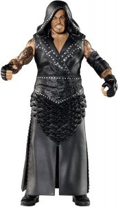 Figura de Undertaker de Mattel 7 - Muñecos del Enterrador - Figuras coleccionables de luchadores de WWE