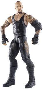 Figura de Undertaker de Mattel 9 - Muñecos del Enterrador - Figuras coleccionables de luchadores de WWE