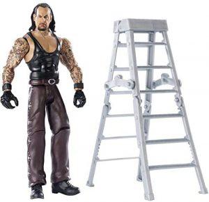 Figura de Undertaker de Mattel - Muñecos de Undertaker - Figuras coleccionables de luchadores de WWE