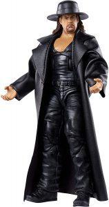 Figura de Undertaker de Mattel - Muñecos del Enterrador - Figuras coleccionables de luchadores de WWE