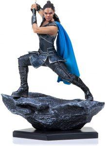 Figura de Valquiria de Iron Studios - Figuras coleccionables de Valquiria - Muñecos de Valkyrie