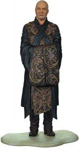 Figura de Varys de Juego de Tronos de Eaglemoss - Muñecos de Juego de tronos de Varys - Figuras coleccionables de Varys de Game of Thrones