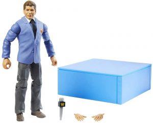 Figura de Vince McMahon de Mattel - Muñecos de Shane McMahon - Figuras coleccionables de luchadores de WWE