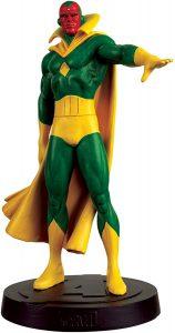 Figura de Vision de Eaglemoss - Figuras coleccionables de Visión - Muñecos de Visión de Marvel