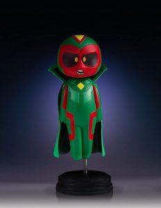 Figura de Vision de Gentle Giant - Figuras coleccionables de Visión - Muñecos de Visión de Marvel