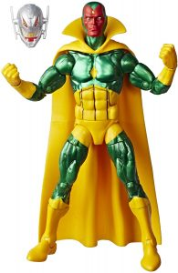 Figura de Vision de Hasbro - Figuras coleccionables de Visión - Muñecos de Visión de Marvel