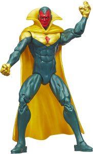 Figura de Vision de Marvel Legends - Figuras coleccionables de Visión - Muñecos de Visión de Marvel