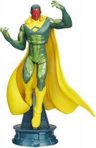 Figura de Vision de Playmation - Figuras coleccionables de Visión - Muñecos de Visión de Marvel