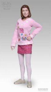 Figura de Willow de Buffy Cazavampiros de Sideshow 2 - Muñecos de Buffy Cazavampiros - Figuras coleccionables de Buffy Cazavampiros