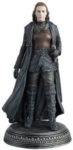 Figura de Yara Greyjoy de Juego de Tronos de Eaglemoss - Muñecos de Juego de tronos de Yara Greyjoy - Figuras coleccionables de Yara Greyjoy de Game of Thrones