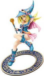 Figura de la hija del Mago Oscuro de Yu Gi Oh! de Max Factory - Muñecos de Yu Gi Oh!- Figuras coleccionables del anime de Yu Gi Oh!