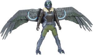 Figura del Buitre de Hasbro 2 - Figuras coleccionables del Buitre - Vulture - Muñecos del Buitre