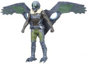 Figura del Buitre de Hasbro - Figuras coleccionables del Buitre - Vulture - Muñecos del Buitre