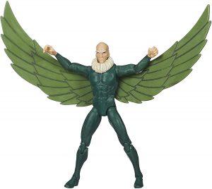 Figura del Buitre de Marvel Infinite Series - Figuras coleccionables del Buitre - Vulture - Muñecos del Buitre