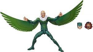 Figura del Buitre de Marvel Legends Series Clásico - Figuras coleccionables del Buitre - Vulture - Muñecos del Buitre