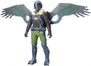 Figura del Buitre de Marvel Legends de Hasbro - Figuras coleccionables del Buitre - Vulture - Muñecos del Buitre