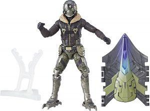 Figura del Buitre de Marvel Legends de Hasbro Spiderman Homecoming - Figuras coleccionables del Buitre - Vulture - Muñecos del Buitre