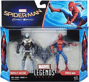Figura del Buitre y Spiderman de Marvel Legends Series - Figuras coleccionables del Buitre - Vulture - Muñecos del Buitre
