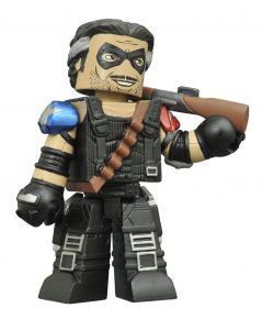 Figura del Comediante de Watchmen de Diamond - Figuras coleccionables de Watchmen - Muñecos de Watchmen