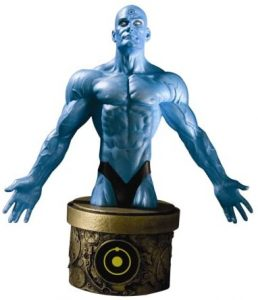 Figura del Dr. Manhattan de Watchmen de busto - Figuras coleccionables de Watchmen - Muñecos de Watchmen