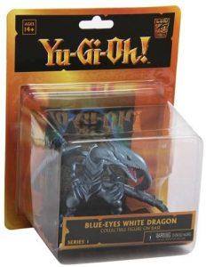 Figura del Dragón Blanco de ojos azules de Yu Gi Oh! de Neca - Muñecos de Yu Gi Oh!- Figuras coleccionables del anime de Yu Gi Oh!