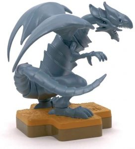 Figura del Dragón Blanco de ojos azules de Yu Gi Oh! de Totaku - Muñecos de Yu Gi Oh!- Figuras coleccionables del anime de Yu Gi Oh!
