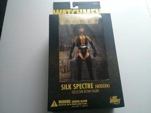 Figura del Espectro de Seda de Watchmen - Figuras coleccionables de Watchmen - Muñecos de Watchmen