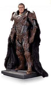 Figura del General Zod de DC Collectibles - Figuras coleccionables del General Zod - Muñecos del General Zod
