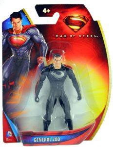 Figura del General Zod de DC Comics - Figuras coleccionables del General Zod - Muñecos del General Zod