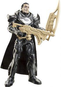 Figura del General Zod de Mattel Toys - Figuras coleccionables del General Zod - Muñecos del General Zod